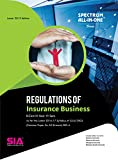 Regulations of Insurance Business (Common Paper for All Streams) B.Com III-Year VI-Sem, As Per the 2016-17 Syllabus of (O.U) CBCS, Latest 2019 Edition