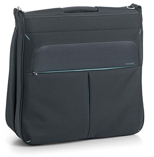 Roncato CRUISER - Portatrajes de viaje negro 56 x 58 x 20 cm