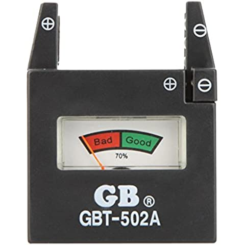 SaySure - GB GBT-502A 9V D C N AAA AA Battery Tester Voltage Checker