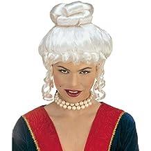 India de la peluca de la peluca de estilo barroco y rococó de la Edad media de la peluca de estilo barroco y rococó de la peluca de la peluca para mujer ...