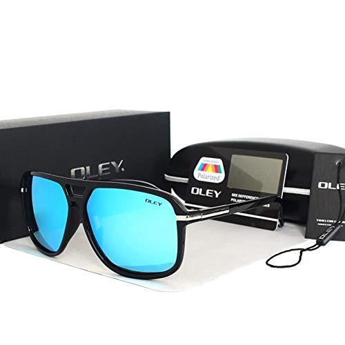 TIANZly Vintage Übergroße Sonnenbrille Männer Markendesigner Frauen Polarisierte Sonnenbrille Für Mann Shades Large Spec Les