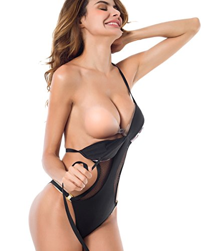 51c6d2f1de BodyCode Sexy Noble Invisible Strapless Bras for Backless Dress with ...