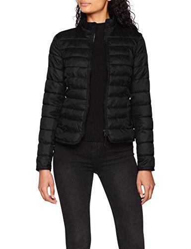 ONLY NOS Damen Jacke Onltahoe Jacket OTW, Schwarz (Black), 38 EU (Herstellergröße: M)
