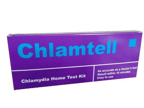 Chlamydien Eigentest-Set für Männer und Frauen, Sofortiges Ergebnis Schnelltest