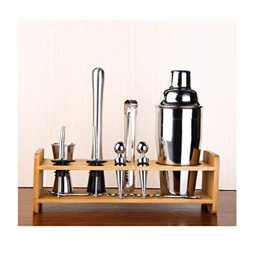 YJPDPTJQ Shike Cup Cocktail Shaker Edelstahl Hand Shake Shaker Tee Shop Schnee Gramm Pot Bar Werkzeugset (Size : 700ml) - Rezepte Schnee