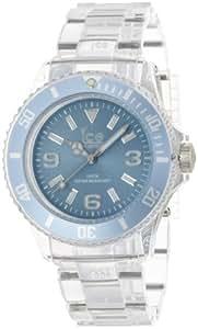 Ice-Watch Armbanduhr ice-Pure Unisex Blau PU.BE.U.P.12