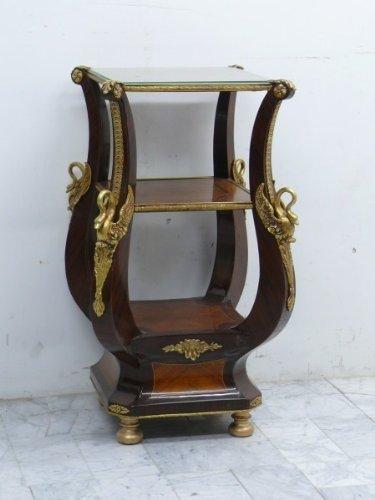 Table baroque table d'appoint de style antique Louis XV MoTa0469