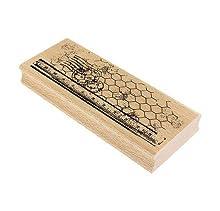 Florilèges Design - Timbro in legno, 60 x 150 m