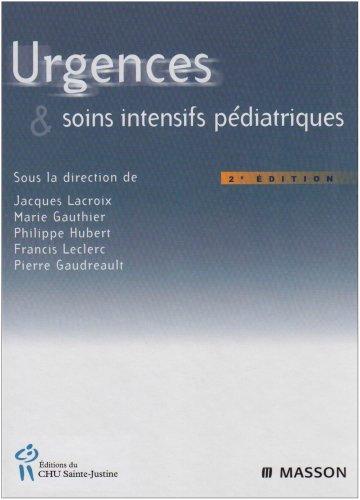 Urgences et soins intensifs pédiatriques