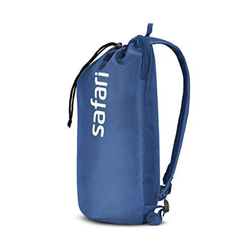 SAFARI 15 Ltrs Denim Blue Casual Backpack (DAYPACKNEO15CBDNB) Image 6