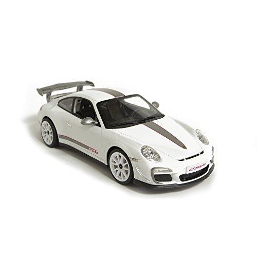 Hamleys White Porsche 911 GT3 RC Car