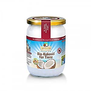 Dr. Goerg Bio-Kokosöl für Tiere - 500 ml