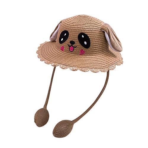 Hut, Ear Bewegen Süße Haustiere Kappe Sonne UV-Schutz Tier Hut für Kinder Erwachsene ()