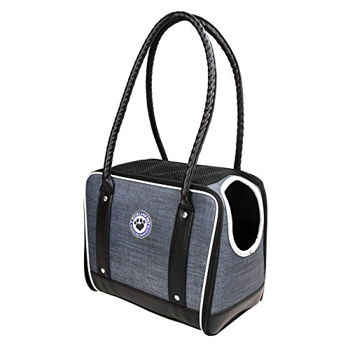 Premium Pet Carrier Shoulder Travel Bag Cat Dog Pet Accessory For Bus Car Train Journey In Choice Of Sizes