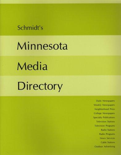 Schmidt's Minnesota Media Directory