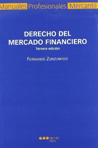 Derecho Del Mercado Financiero