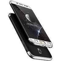 Galaxy J3 2017 Hülle,Galaxy J3 2017 Schutzhülle,Urhause 360 Grad Hart PC Schutzhülle [Front + Back Rundum Double... preisvergleich bei billige-tabletten.eu