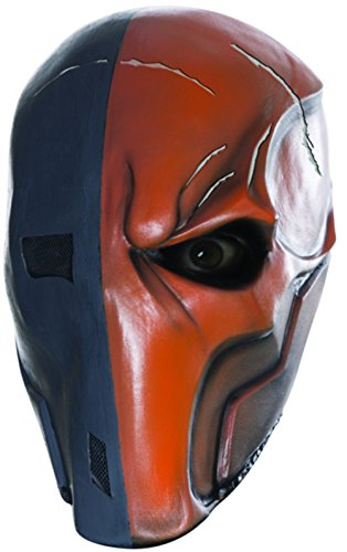 Deathstroke Adult Vinyl Mask (Deathstroke Maske)