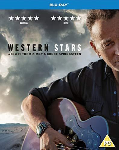 Blu-ray1 - Western Stars (1 BLU-RAY)