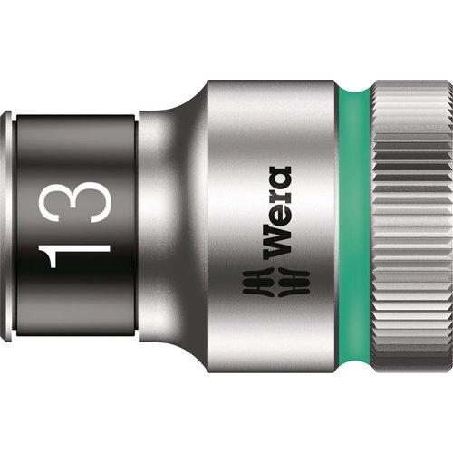 Preisvergleich Produktbild Wera 8790 HMC HF Zyklop-Steckschlüsseleinsatz mit 1/2 Zoll-Antrieb mit Haltefunktion , 12.0 mm, 05003732001