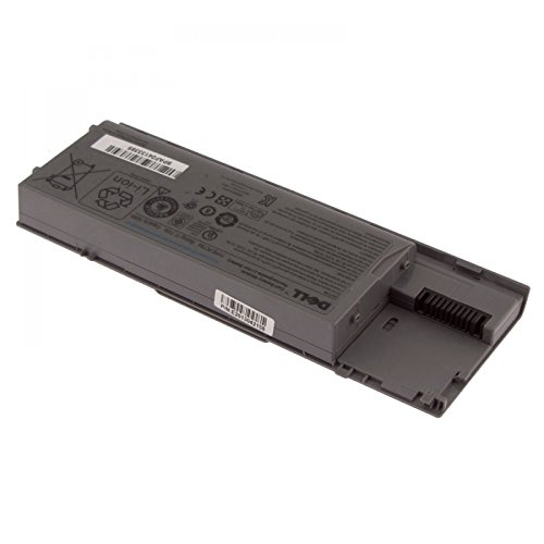 Dell Original Akku PC764, LiIon, 11.1V, 5200mAh, grau Latitude D630 XFR