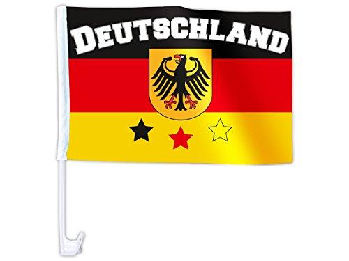 Bandierina per la macchina bandiera decorazione macchina tifosi calcio paese internazionale europei mondiali coppa europa sintetico estate festa eventi spettacolo, AFL-01-18:AFL-15