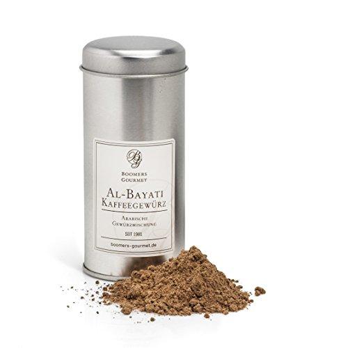 Boomers Gourmet - Kaffeegewürz Al-Bayati Gewürzmischung - Gewürzdose - 60 g