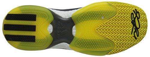 Adidas D Rose 5 Boost Laufschuhe Silber Metallic