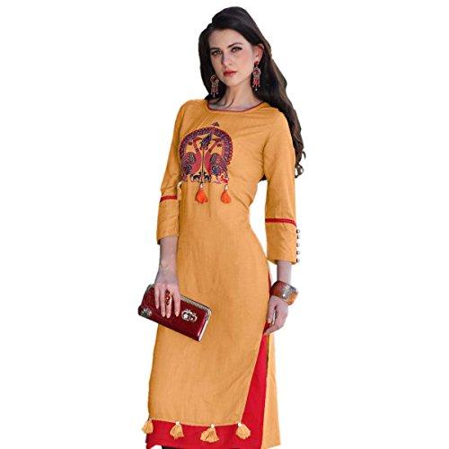 Leriya fashion Kurti Women's Clothing Kurti for Women Latest Designer Wear Kurti...