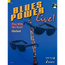 [(Blues Power Live!: Clarinet: Play with the Band)] [Author: Gernot Dechert] published on (December, 2003)