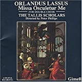 Songtexte von Orlande de Lassus - Lassus Missa Osculetur Me (The Tallis Scholars)
