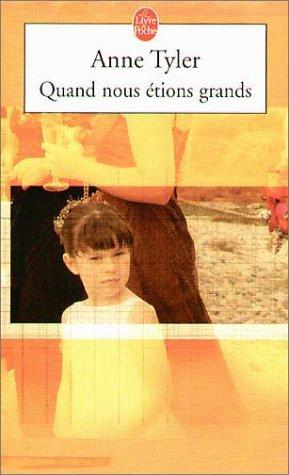 Quand Nous Tions Grands [Pdf/ePub] eBook