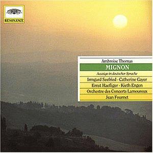 Ambroise Thomas: Mignon (Oper) (Highlights) (deutsch)