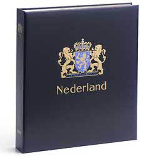 DAVO 132 Luxe stamp album Netherlands II 1945-1969