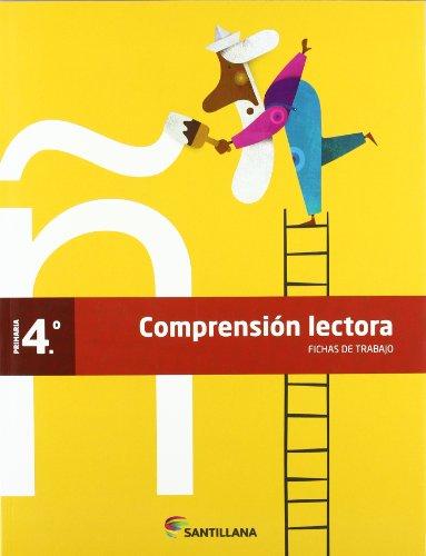 FICHAS COMPRENSION LECTORA 4 PRIMARIA - 9788468011998 por Vv.Aa.