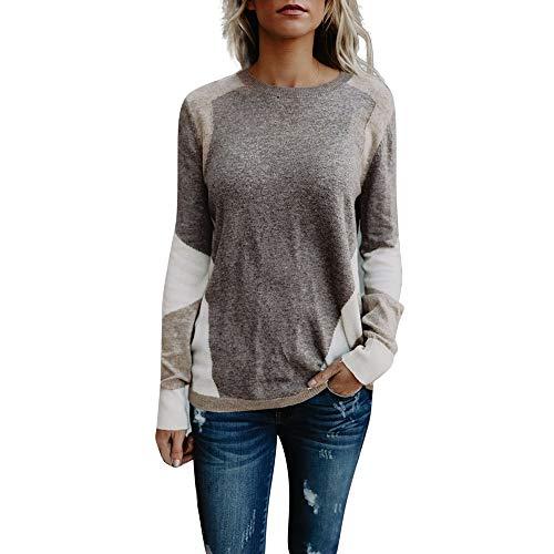 Yvelands Damen Longshirt Damen Damen Bluse Maxikleider Damen Chiffon blusen Crop Tops