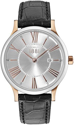 Cerruti 1881 Montre de quartz Man CRA099I212 C 40.0 mm