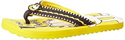 Garfield Boys Flip Flop Yellow Synthetic Flip-Flops and House Slippers - 10C UK