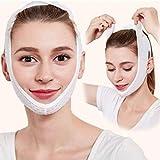 Máscara Facial Que Adelgaza, Belleza Cuello Mascarilla Alza Forma Delgada línea Cara Reducir Papada Vendaje Juego
