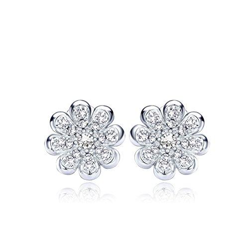 925 champignon-ongle/ boucles d'oreilles/Tempérament les bijoux en argent petit jour de clip oreille oreille coréenne/ bijoux A