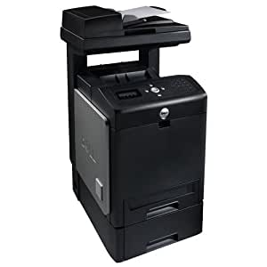 Dell 3115CN Multifunktions-Farblaserdrucker, A4, 256 MB, 600x600 DPI, USB/PAR/EN