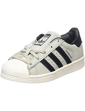 adidas Superstar Fashion C, Zapatillas de Deporte Unisex Niños