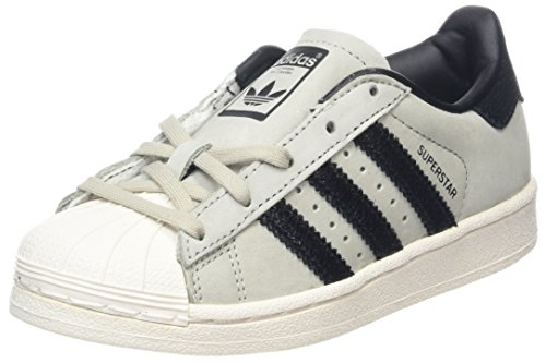 f6ef4d046eed adidas Superstar Fashion C, Zapatillas de Deporte Unisex niños, Blatiz, 31  EU