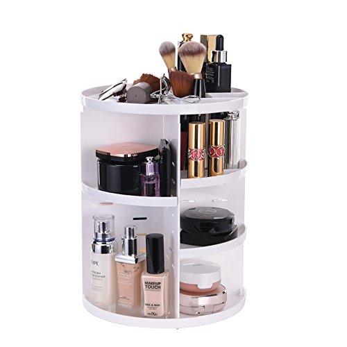 ATPWONZ Maquillaje Organizador 360 Grados Rotatorio