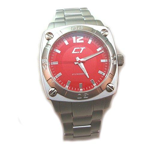 Chronotech–Reloj para hombre solo tiempo Chronotech de aluminio