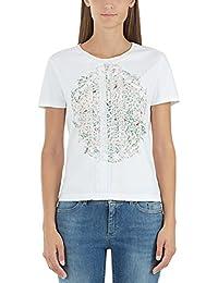 Marc Cain Collections Gc 48.47 J22, T-Shirt Femme