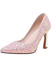 1606498f06065 Suchergebnis auf Amazon.de für: High Heels - 36.5 / Damen / Schuhe ...