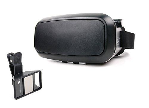 DURAGADGET Für Vernee Apollo | Mars: Google VR Brille und Smartphone-Objektiv Stereo-Linse für...