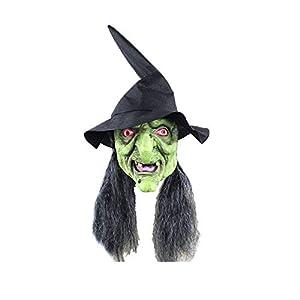 Nicetruc Máscara de Halloween de