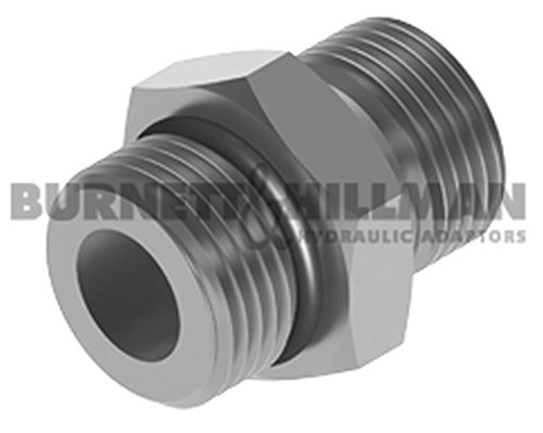 Burnett & Hillman SAE O Ring Boss 9/40,6cm Sorb Stecker X BSP 1/5,1cm Stecker | 11308 Boss 6x9